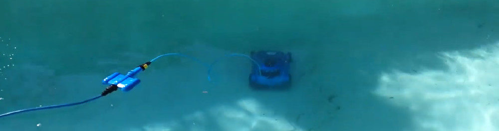 Nu Cobalt NC52Robotic Pool Cleaner Review