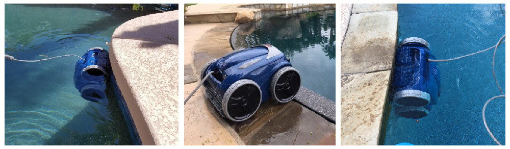 Polaris F9550 Sport Robotic In Ground Pool Cleaner Review And Comparison