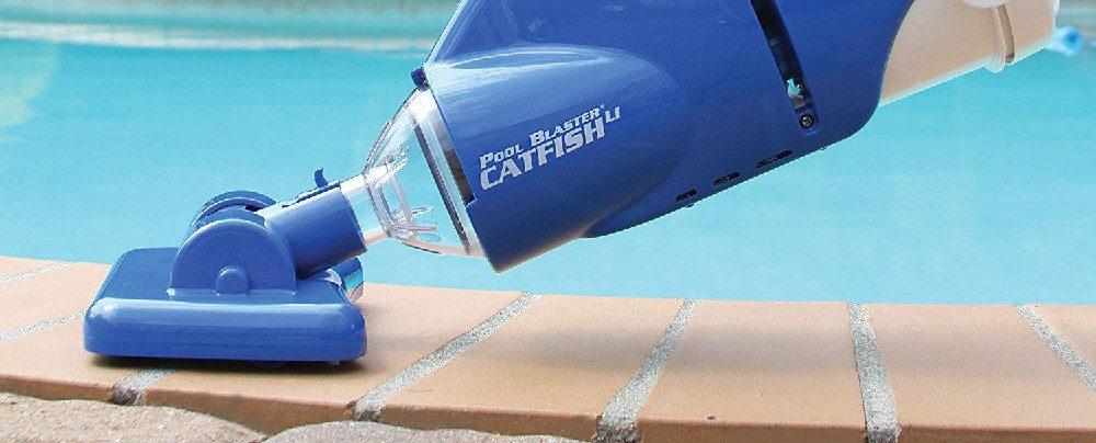 Pool Blaster Max Li Vs. Catfish Li