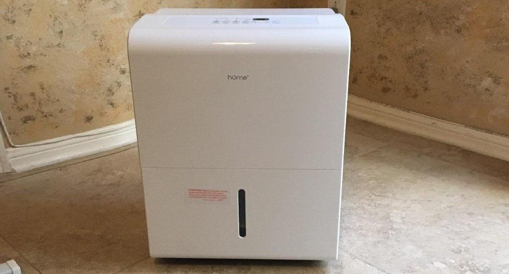 hOmeLabs 50 Pint Dehumidifier