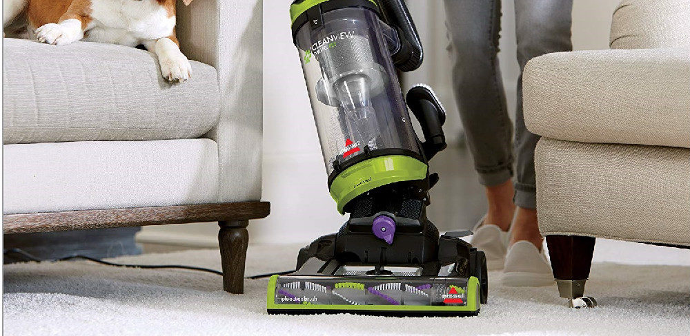 BISSELL Cleanview Pet Upright Vacuum Cleaner Review
