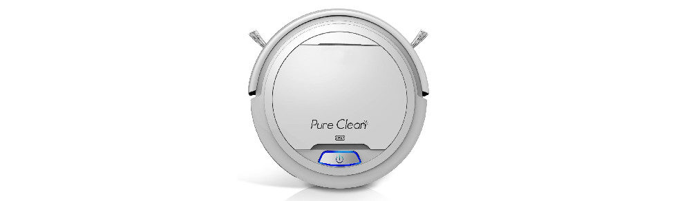 Pure Clean PUCRC25 Automatic Robot Vacuum