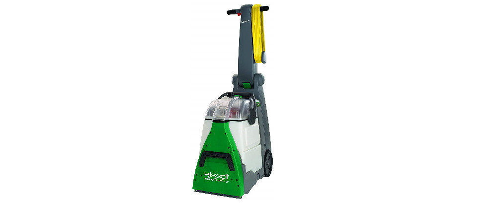 Bissell Big Green Commercial BG10 Review