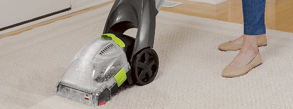 BISSELL Turboclean Powerbrush Pet Carpet Cleaner Machine Review