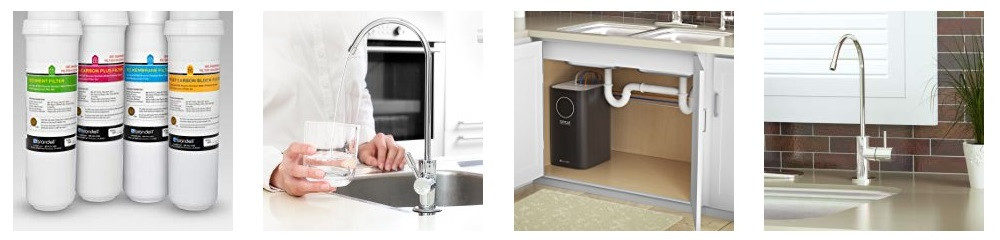 AQUA TRU Vs. Brondell Water Filter