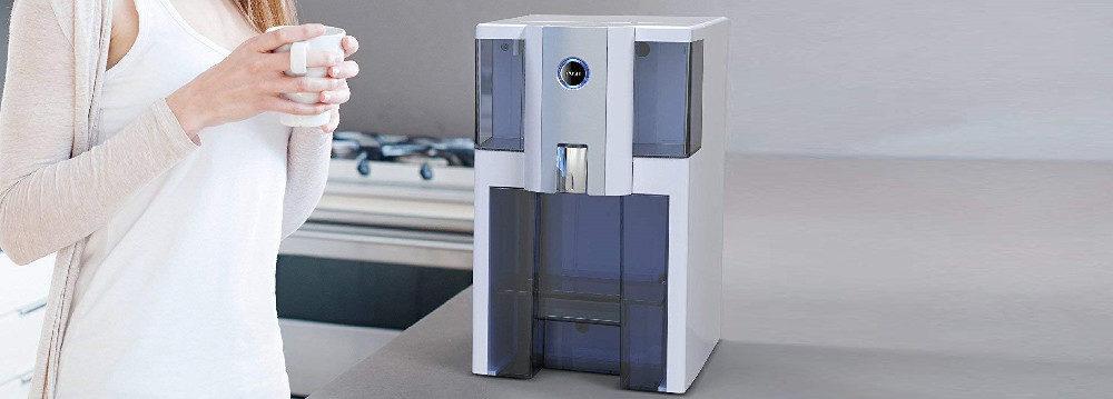 AQUA TRU Vs. PuricomUSA Water Filter