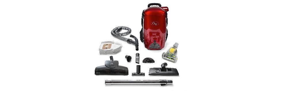 GV 8 Qt Backpack Vacuum
