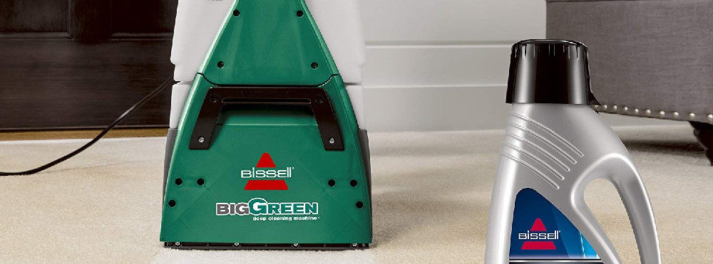 Bissell 66E1 Vs. Bissell Big Green 86T3