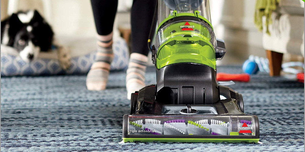 BISSELL Upright Vacuum 24899 Review