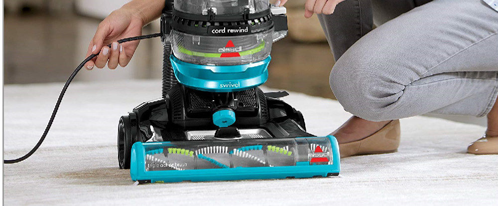 BISSELL Cleanview Swivel Rewind Upright Vacuum