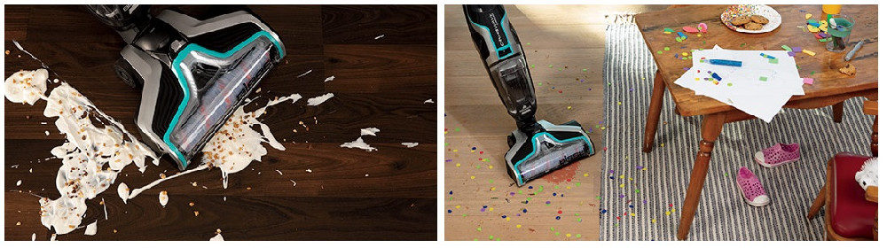 BISSELL CrossWave Cordless Floor and Area Rug Cleaner