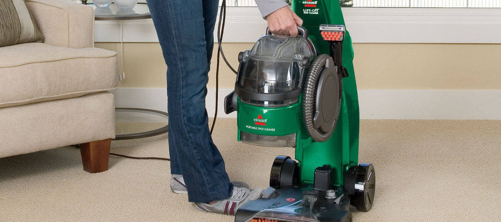 Bissell DeepClean Lift-Off Full Sized Carpet Cleaner 66E1