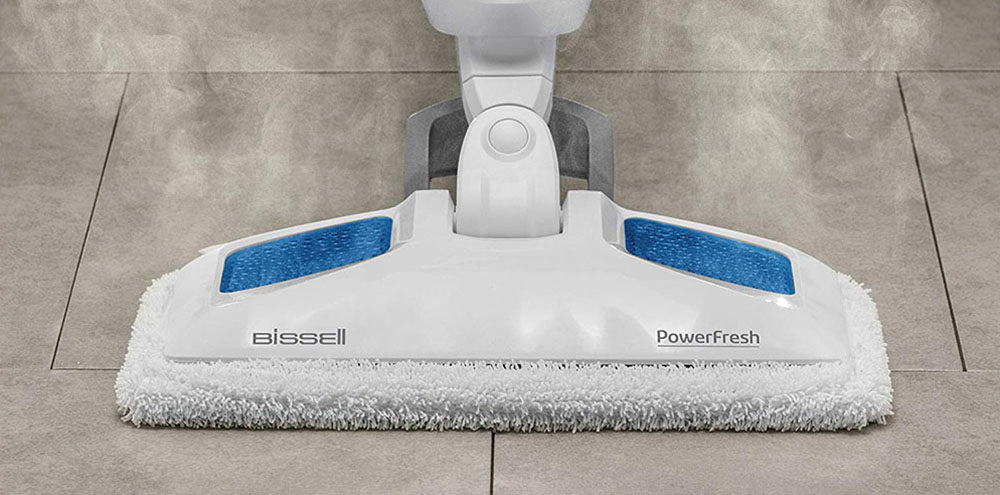 BISSELL PowerFresh Steam Mop Review