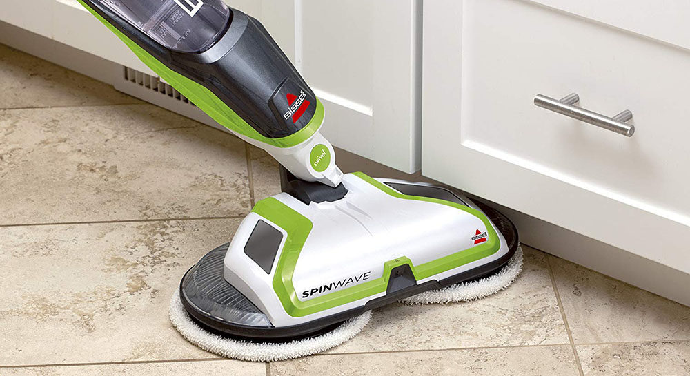 BISSELL Spinwave Powered Hardwood Floor Mop And Cleaner Review