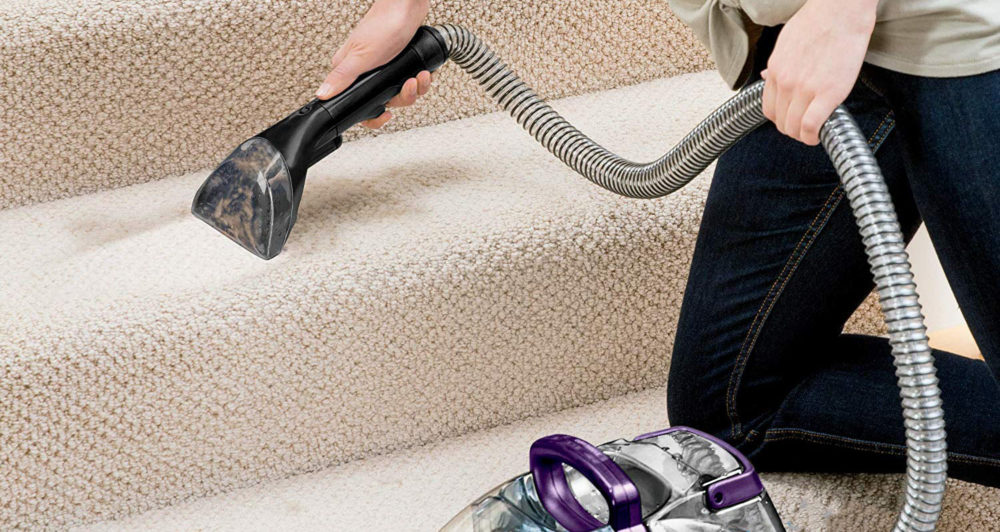 BISSELL SpotClean Pet Pro Portable Carpet Cleaner Review