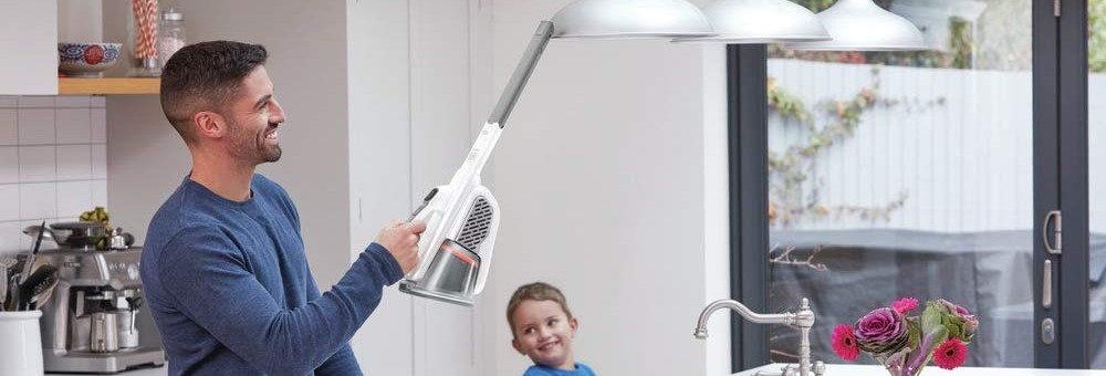 BLACK+DECKER Dustbuster AdvancedClean+ Handheld Vacuum