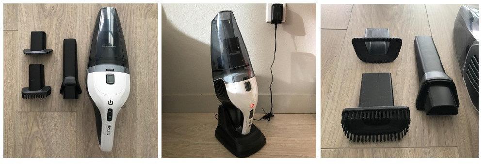 BLACK+DECKER Vs. Holife Handheld Vacuum