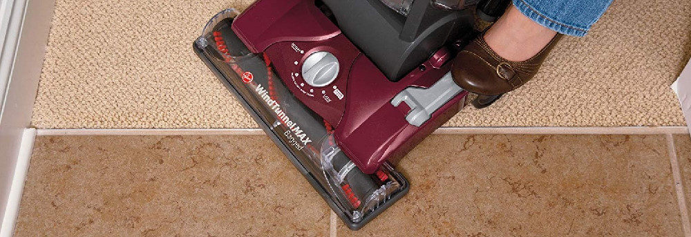 Hoover WindTunnel MAX Upright Vacuum Cleaner