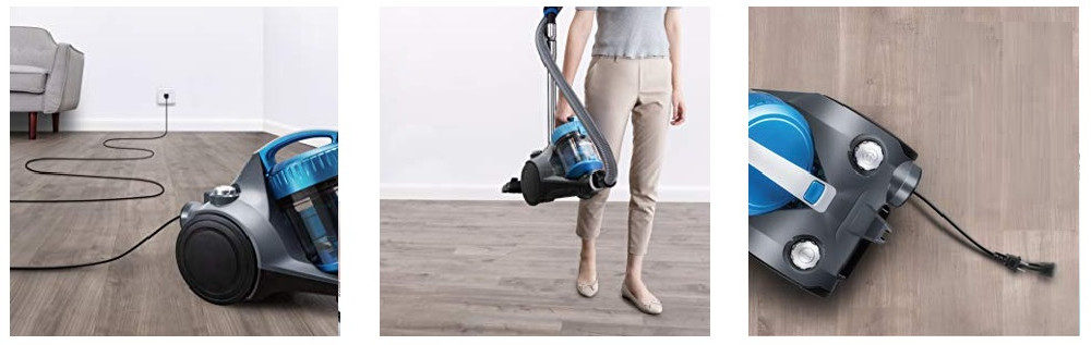 Eureka NEN110A Canister Vacuum Cleaner