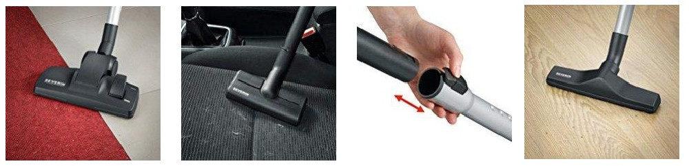 Severin Special Vacuum Cleaner