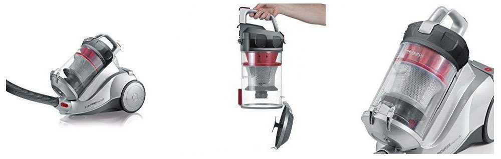 Severin Canister Vacuum Cleaner