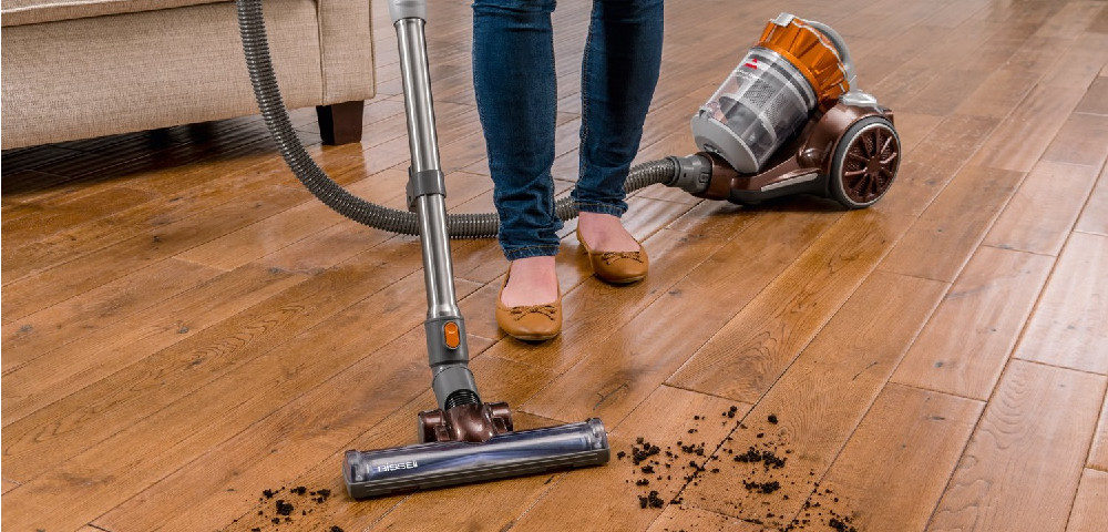 Bissell Hard Floor Canister Vacuum