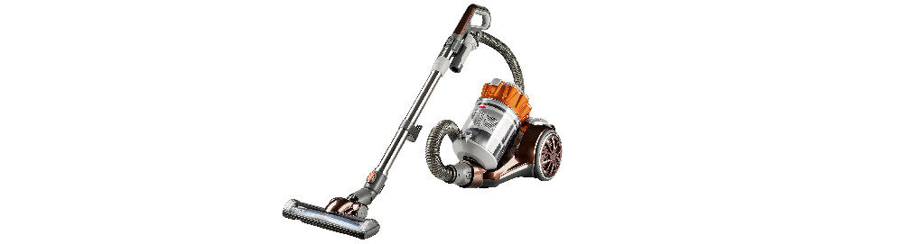 Bissell Hard Floor Canister Vacuum Review