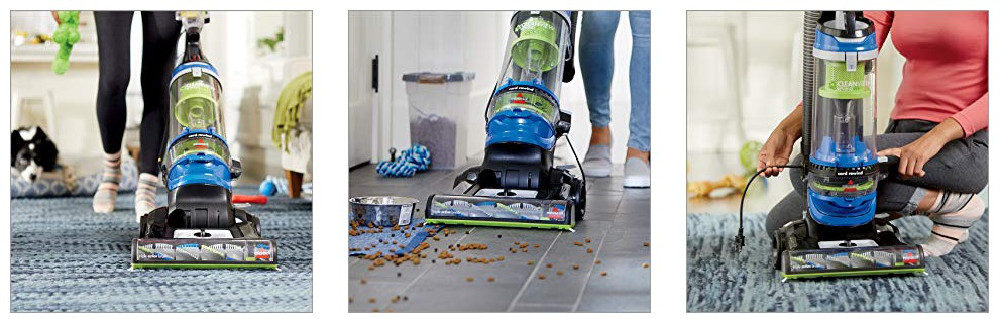 Bissell CleanView Rewind Pet (2489)