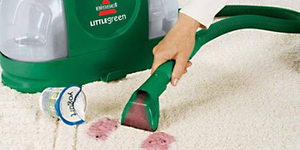 Bissell Little Green Spot And Stain Cleaning Machine Review