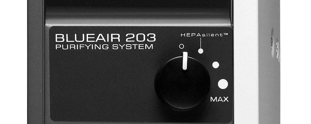 Blueair Classic 203 Slim HEPASilent