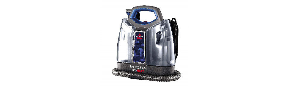 BISSELL SpotClean Portable Spot And Stain Carpet Cleaner Review