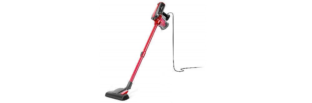 MOOSOO Corded Stick Vacuum Review