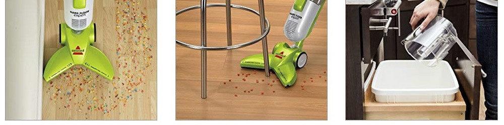 Bissell Hard Floor Expert Corded Stick Vacuum Cleaner