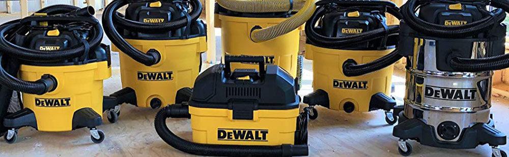 DeWALT Poly Wet/Dry Vac
