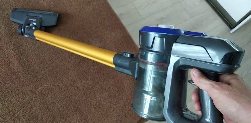 Dibea D18 Cordless Stick Vacuum Cleaner Review
