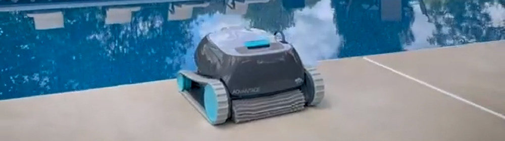 Dolphin Advantage Automatic Robotic Swimming Pool Cleaner Review