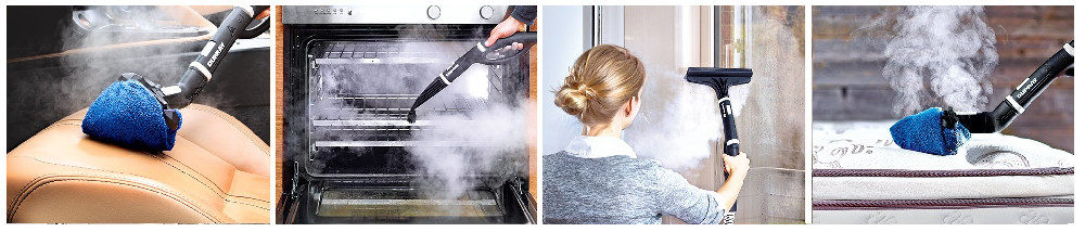 Dupray Hill Vs. Dupray ONE Steam Cleaner