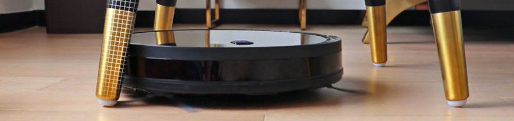 GOOVI 1600PA Robotic Vacuum Cleaner Review