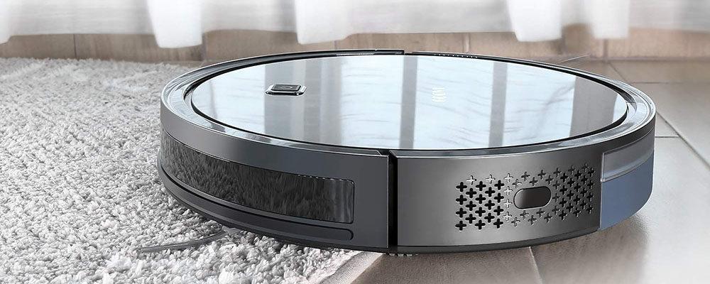 GOOVI 1600PA Robotic Vacuum Cleaner Review