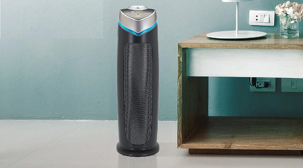 Germ Guardian AC4825 Air Purifier Review