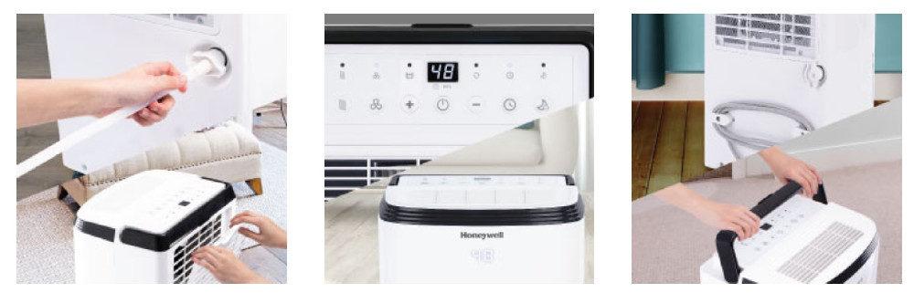 Honeywell TP50WK