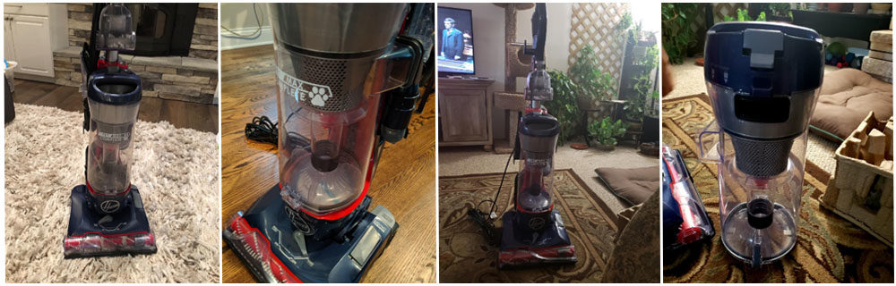 Hoover Pet Max Complete Bagless Upright Vacuum Cleaner Review