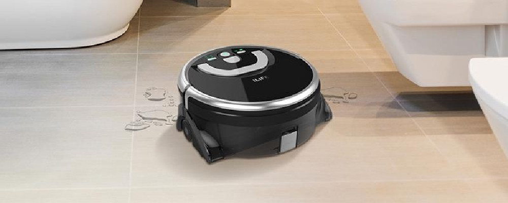 ILIFE Shinebot W400s Mop Robot Review
