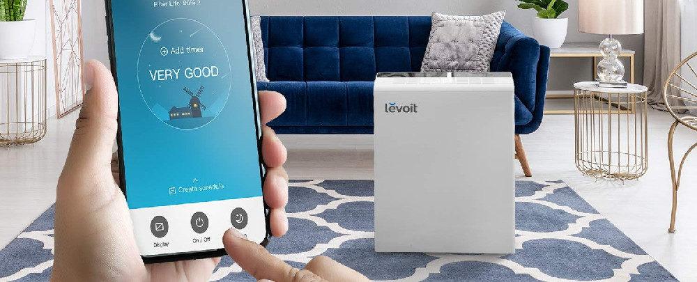 LEVOIT Smart WiFi Air Purifier Review (Levoit LV-PUR131S Review)