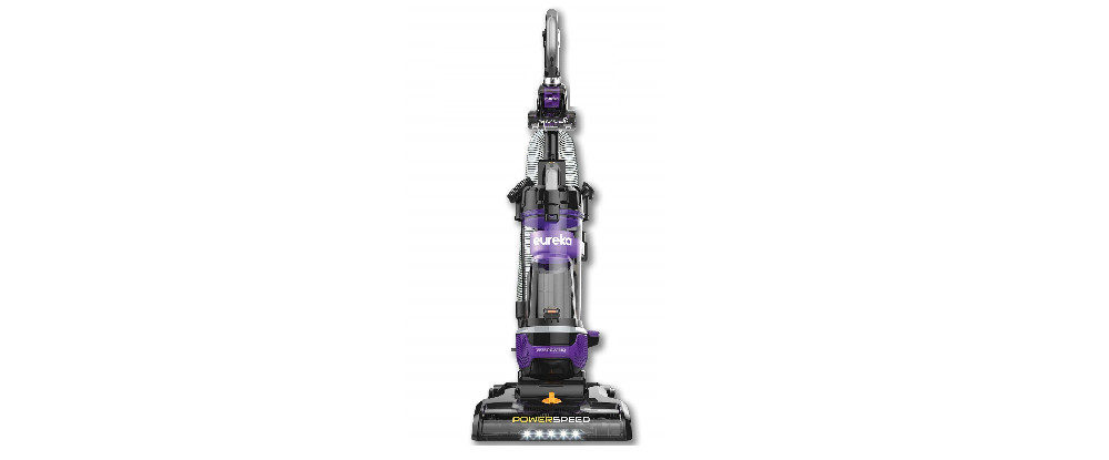 Eureka NEU202 PowerSpeed Upright Vacuum Cleaner Review