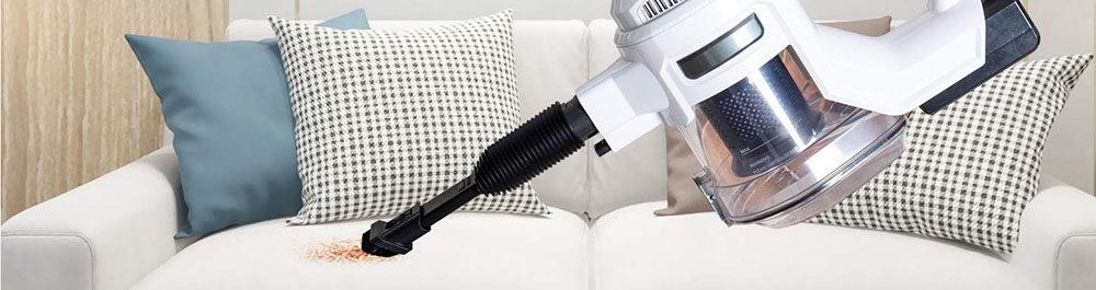 MOOSOO Cordless Vacuum Cleaner Strong 15Kpa 30mins