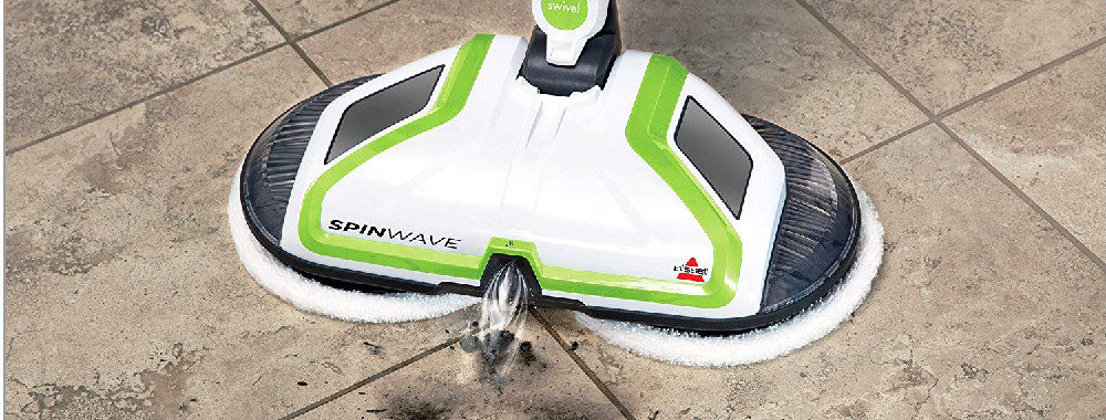 BISSELL Spinwave Powered Hardwood Floor Mop Review