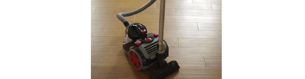 Ovente ST2000 Bagless Canister Cyclonic Vacuum