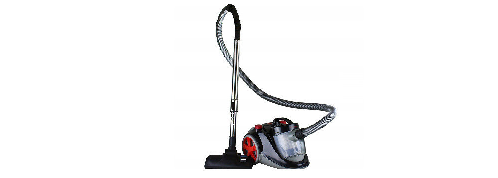 Ovente ST2000 Canister Vacuum