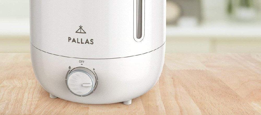 Pallas Ultrasonic Cool Mist Humidifier